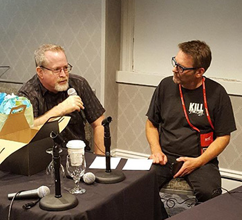 Podcast Interview