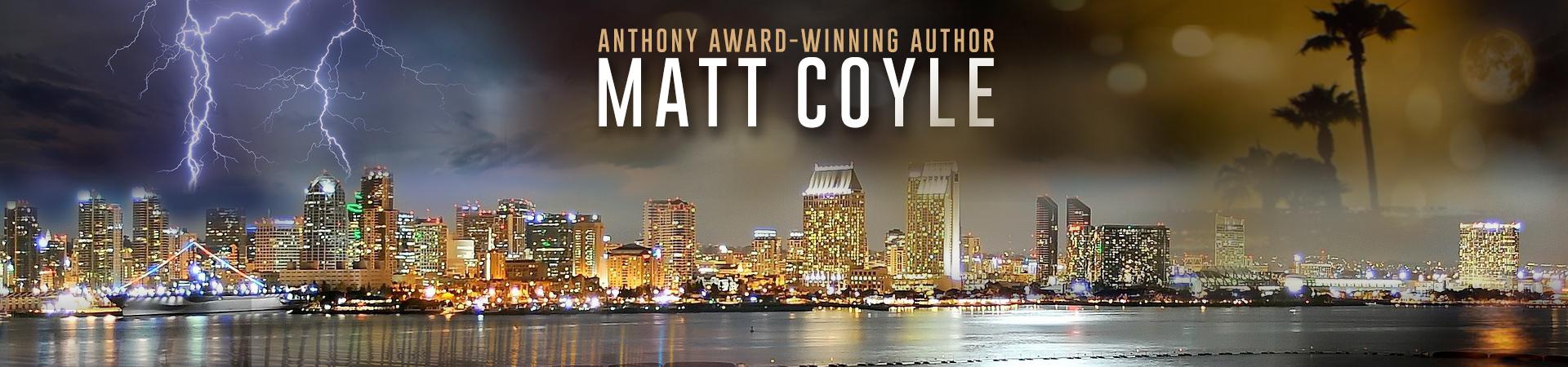 Matt Coyle Books